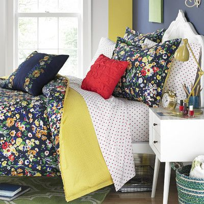 Teen Vogue Folksy Floral Bedding Collection & Reviews | Wayfair