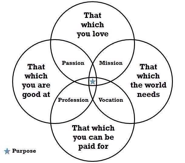 passion - profession - vocation