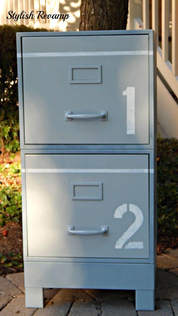 The 25+ Best Painted File Cabinets Ideas On Pinterest | File Cabinet  Furniture, Office Cabinet Design And Industry Cabinet