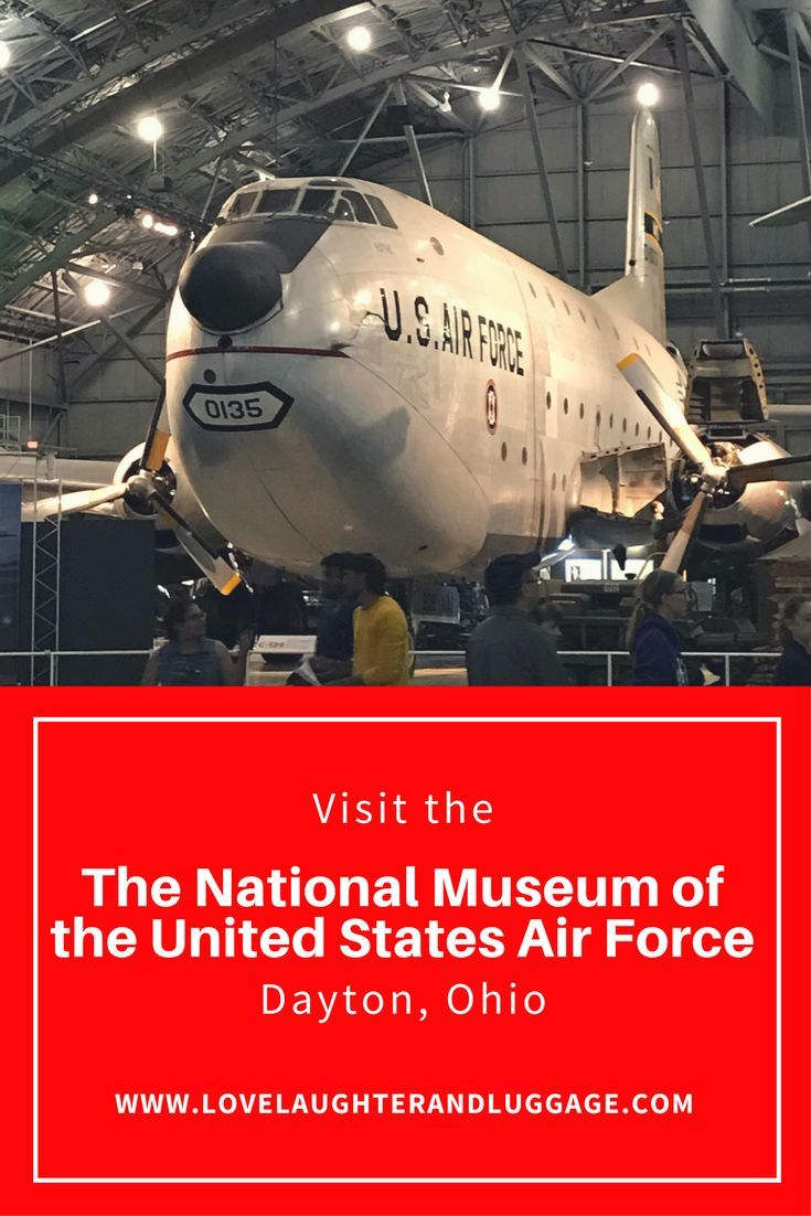 National Museum of the United States Air Force in Dayton