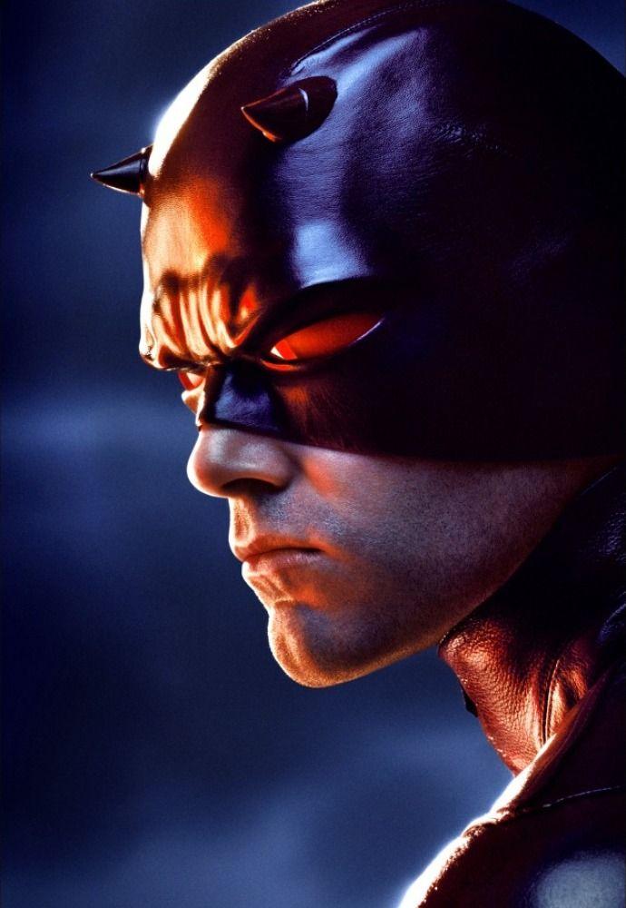 Ben Affleck as Daredevil, 2003