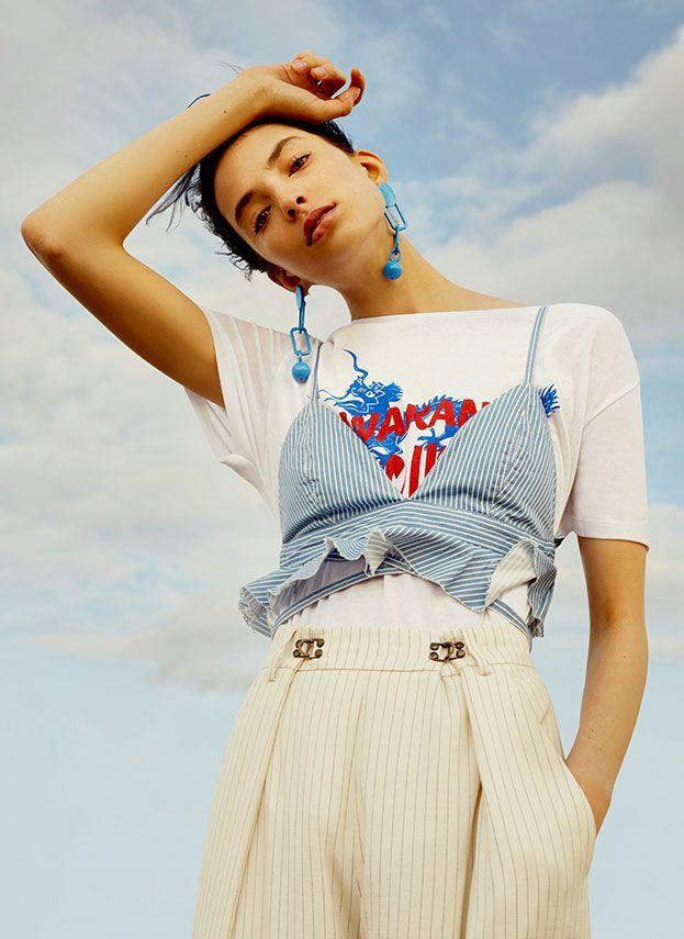 Entdecken Sie die neueste Mode für Damen und Herren vom Frühlingsommer 17 von PULLTA