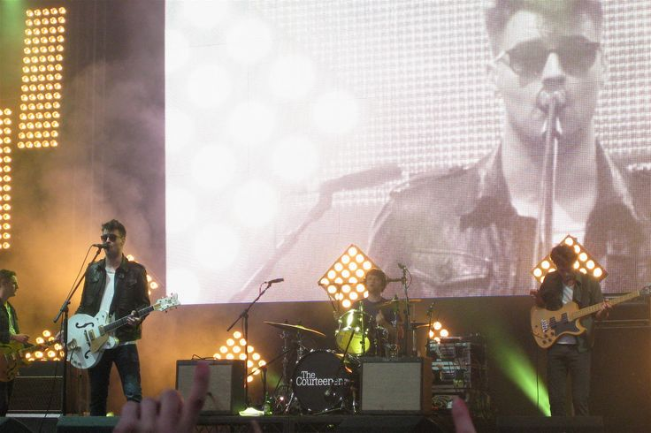 The Courteeners at Chester Racecourse