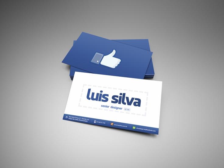 12 best awesome business cards images on pinterest carte de visite facebook business cards colourmoves