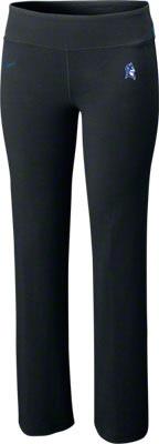 Duke Blue Devils Women's Nike Black Be Strong Dri-FIT Cotton Pants