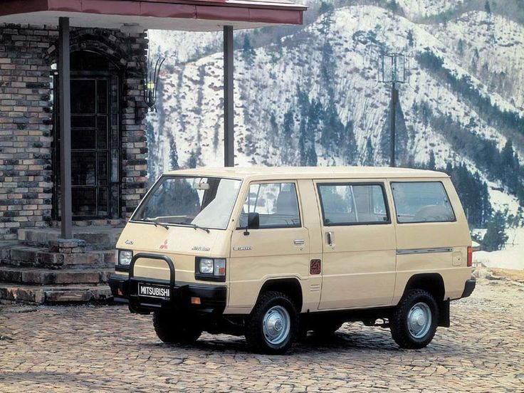 9 best mitsubishi l300 images on pinterest minivan 1990s and art delicahistory 00842 fandeluxe Images