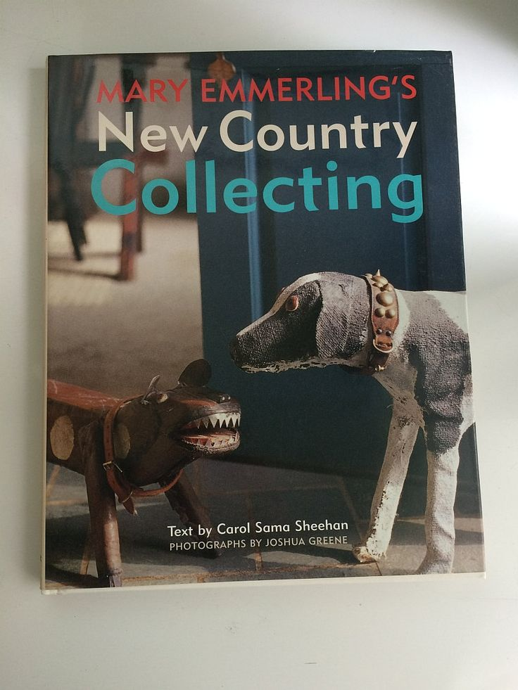 New Country #Collecting Mary Emmerlings Americana Interior Design Antiques Book Collector 1st Edition 200 Color Photos 1996 Big Coffee Table by #SoaringHawkVintage on #Etsy #firstedition #interiordesign #americana