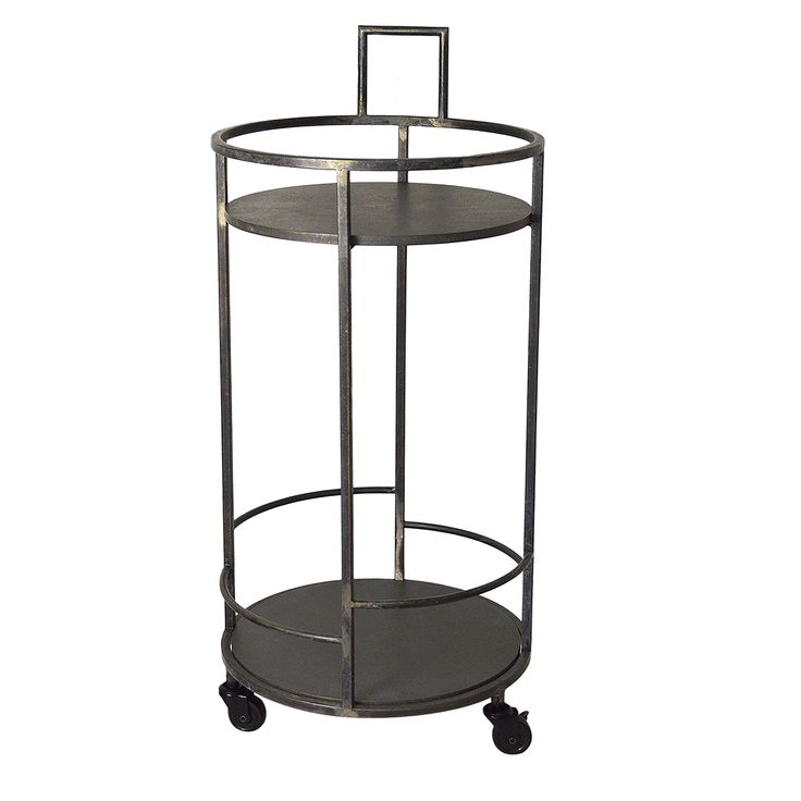 Madras Link George Cocktail Trolley