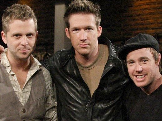 Ryan Tedder, Zach Filkins, and Eddie Fisher