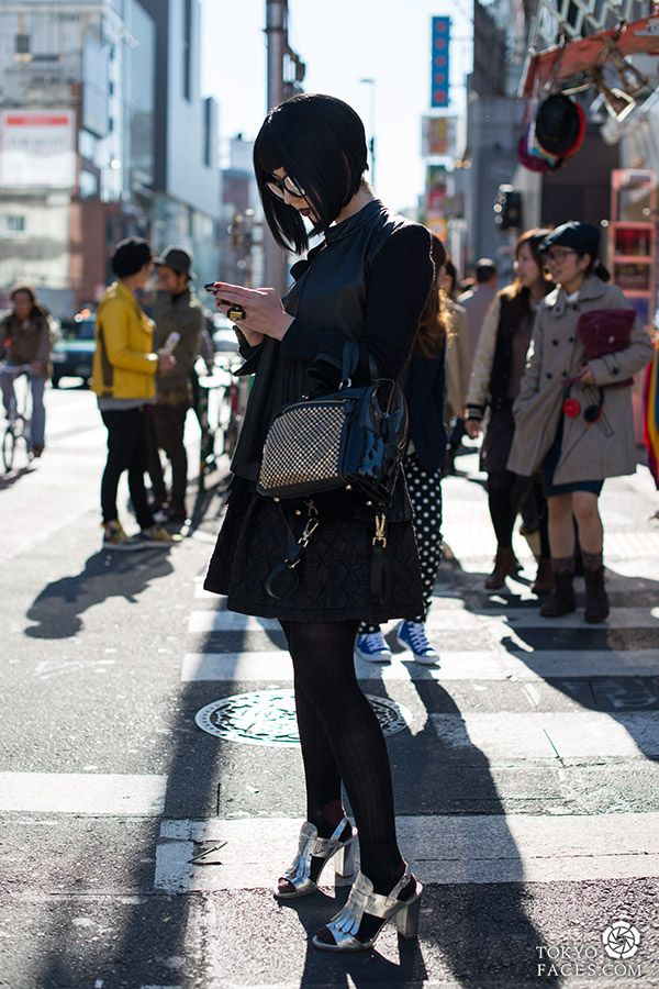 Tokyo Street Fashion => Modern, Stylish and powerful