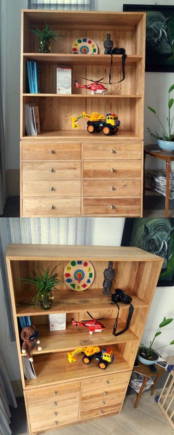 Importance ofDIY wood palletprojects is increasing day by day. You can say that creative people prefer to use waste materials for crafting home decor items. So we present wood pallet idea that you can follow to craft indoor and outdoor furniture that will be of your choice and will be made by you. There is […]
