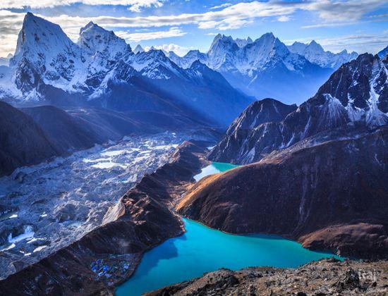 Beauty of Nepal Himalayas