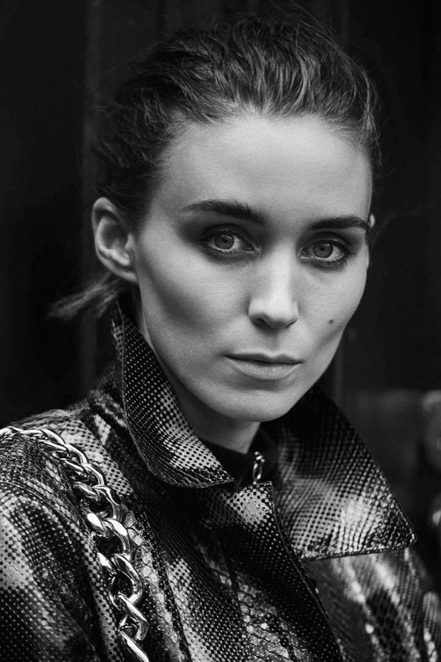 #RooneyMara for #InterviewMagazine November 2015 issue by #PeterLindbergh