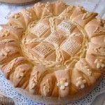 Slavski kolač – posno