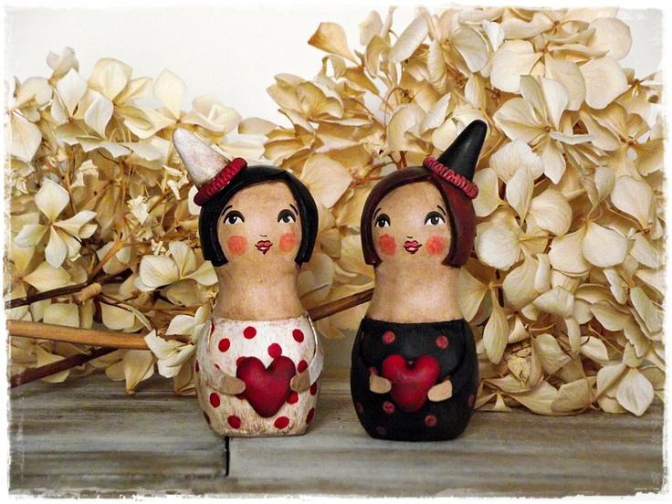 Valentine Petite Whimsies
