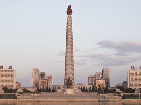 pontos turisticos da Coreia do Norte