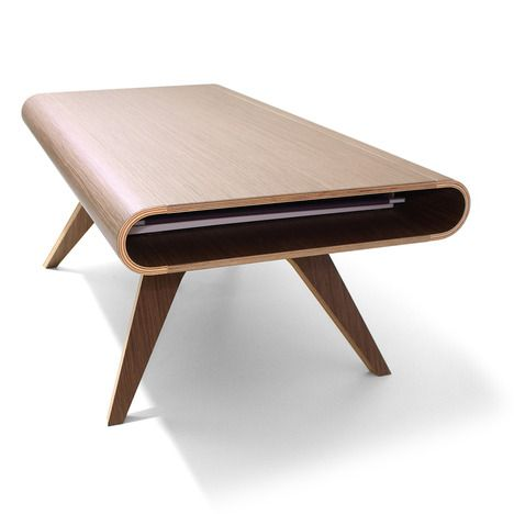Table with integrated protection