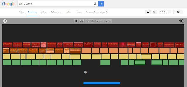Aprende y comparte: Los juegos escondidos de Google