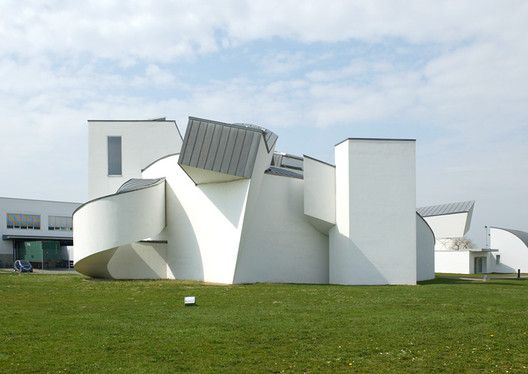 Vitra Museum, Weil Am Rhein, Germany - Frank Gehry.  Photo by Liao Yusheng