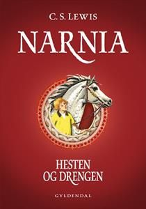 Bog, indbundet Narnia - hesten og drengen af C S Lewis