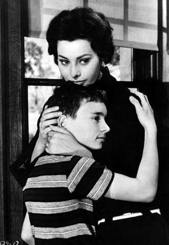 1958 - Sophia Loren, Orchidea nera