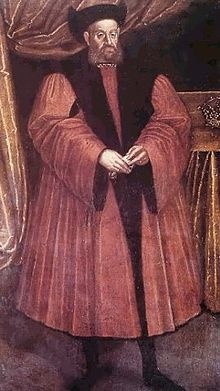 Sigismund I of Poland 1467 –1548 of the Jagiellon dynasty, reigned as King of Poland and also as the Grand Duke of Lithuania from 1506 until 1548. Sigismund 2nd wife is Bona Sforza.