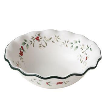 pfaltzgraff winterberry pasta bowl - Pfaltzgraff Patterns