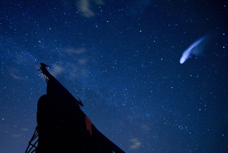 Perseid Meteor Shower 2014: How and Where to Watch Shooting Stars in UK Cities | View photo - Yahoo News UK