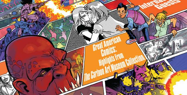 Στις 24, 25 και 26 Απριλίου, τα comics γιορτάζουν για δέκατη χρονιά σ'ένα πολυποίκιλο πρόγραμμα απ' όλο τον κόσμο.