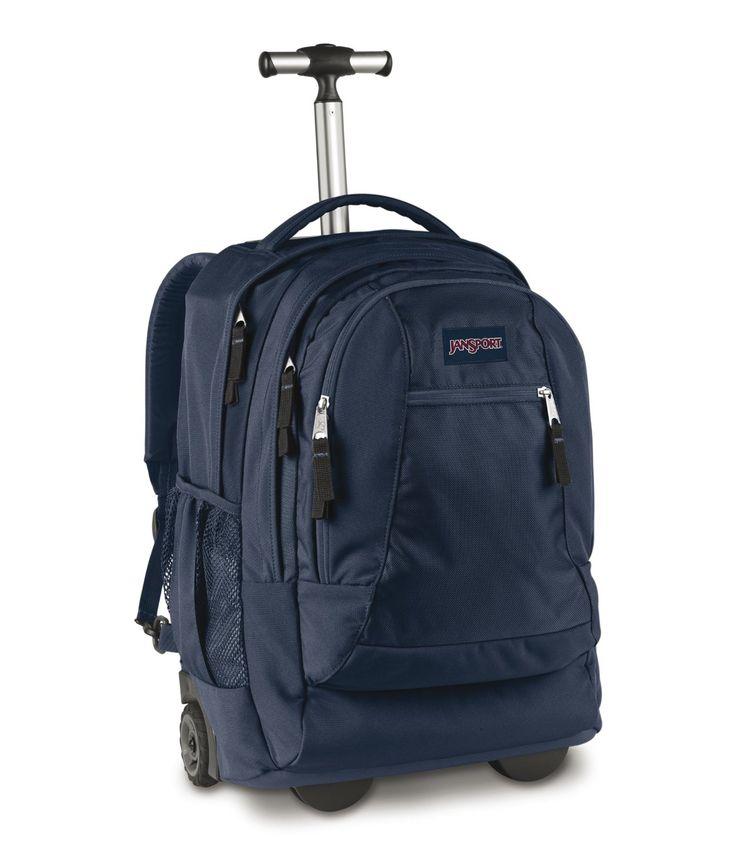 Best 25  Jansport rolling backpack ideas on Pinterest | Jansport ...