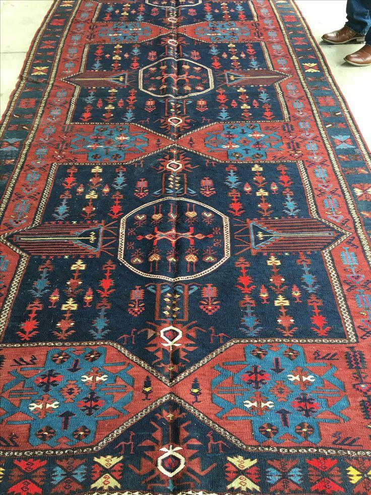 Kelim Avar Turk 500 cm x 160 cm Fr. 4000