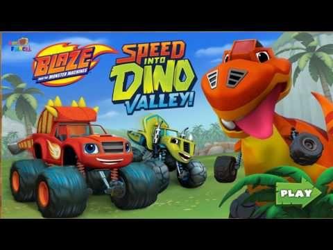 Dinotrux francais, Dinosaure dessin animé, Jeux de voiture