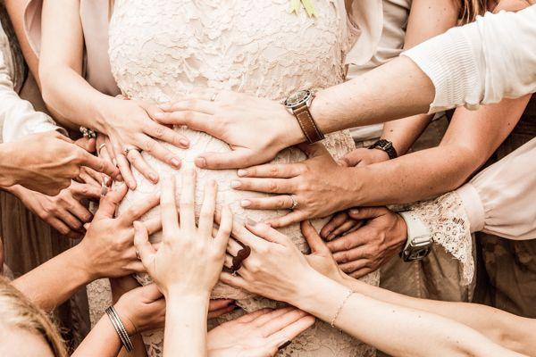 Schöne Idee als Gruppenerinnerung