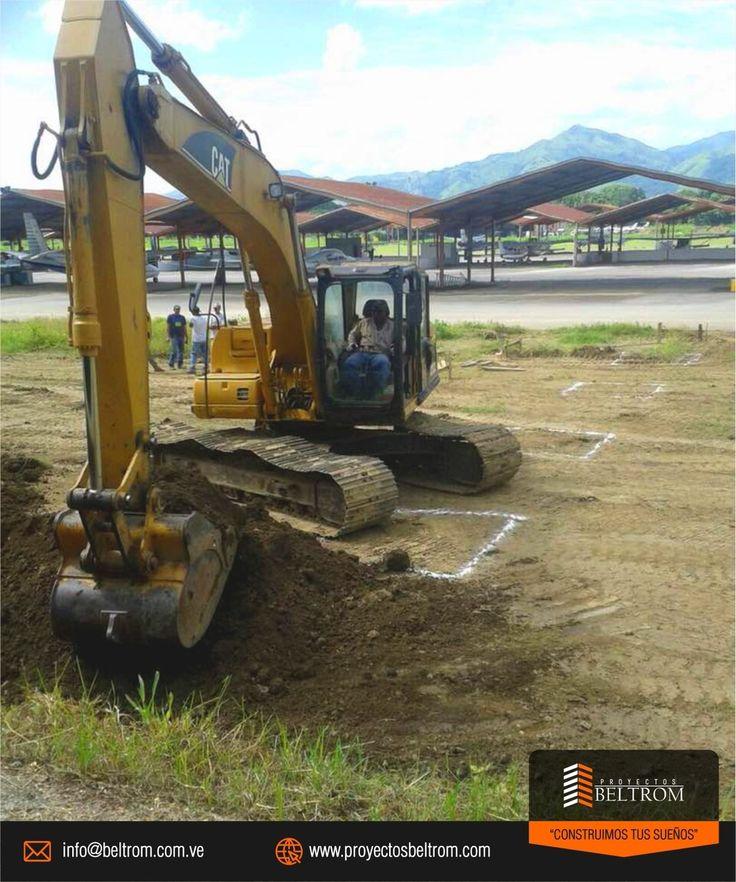 """#Hangar #aeropuerto #pbeltrom . En @pbeltrom Cotamos con servicio de Movimiento de Tierra Contactanos a Travez de Nuestro Sitio Web para mayor Informacion. . Conoce mas en: http://ift.tt/2pcw9de . """"construimos tus sueños"""" . #caracas #avioneta #helicoptero #vuelo #viaje #aviacion #aviation #fjy #lujoso #aviacionprivada #aviacionvenezolana #venezuela #valencia #charter #privajet #jetprivado #jet #hoy #today #firtclass #primeraclase #piloto #pilote #volar #air #aviationdaily #airways"""