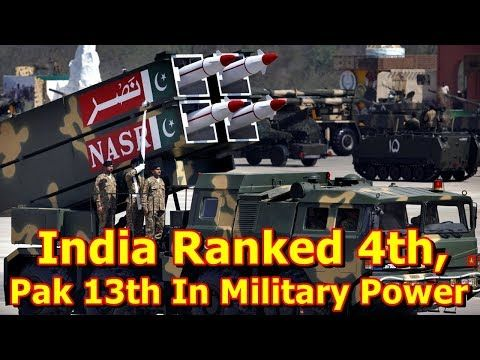 This video shows you that Pakistan Armed Forces Ranked 13th Most Powerful On Global Firepower Military Strength Index. Pakistan Armed Forces have been ranked the 13th most powerful in the world on the Global Firepower Military Strength Index 2017, according to data released by the group on its...