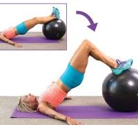 22 exercises for a Brazilian butt (tone, firm & tighten!)) - Women's Health & Fitness
