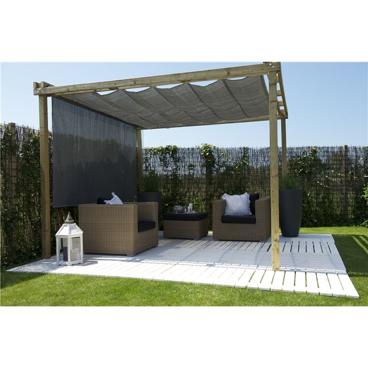 13 best Tuin images on Pinterest Pergolas, Balcony and Charlotte