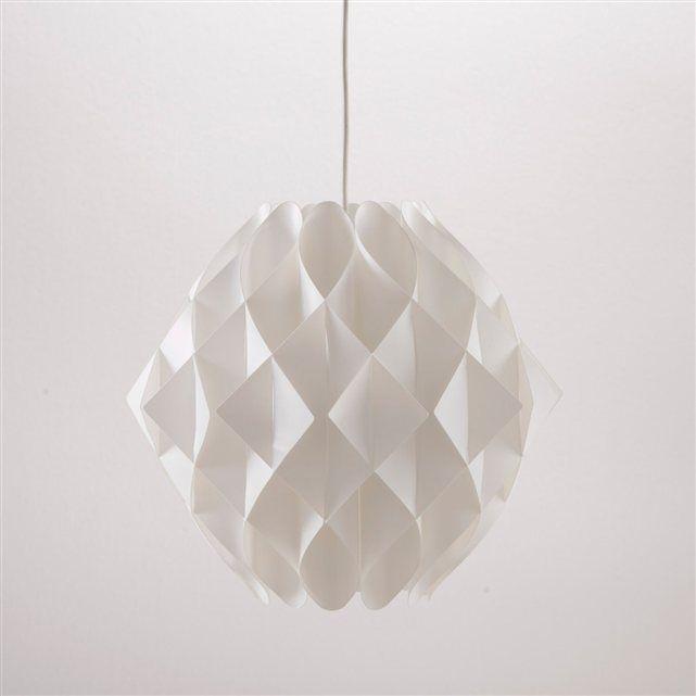 Suspension origami myrsa luminaires pinterest origami roses et maxi r - Suspension luminaire rose ...