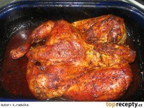 Kuře na medu