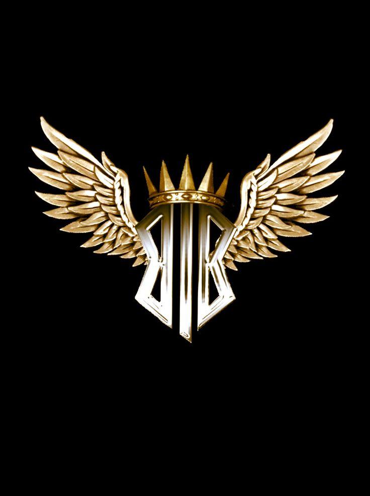 angel wing logos tz76