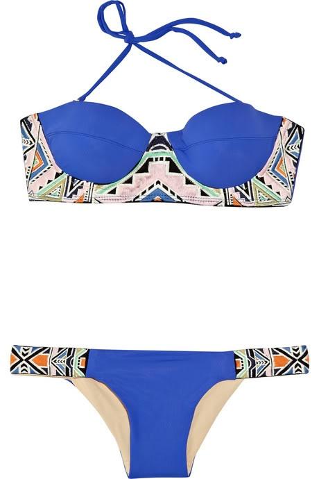 !: Summer Suits, Headband, Mara Hoffman, Swimsuits, Marahoffman, Swimming Suits, Bath Suits, Tribal Prints, Aztec Bikinis