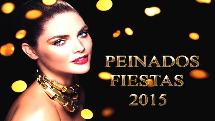 Peinados Fiestas 2015