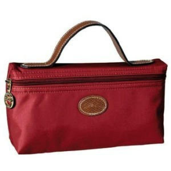 101ce90a8988 new fashion Longchamp Cosmetic Bags Red sales online