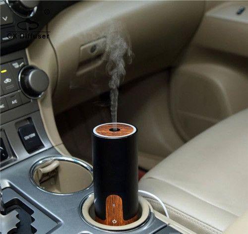 USB Ultrasonic Travel Essential Oil Aroma Diffuser