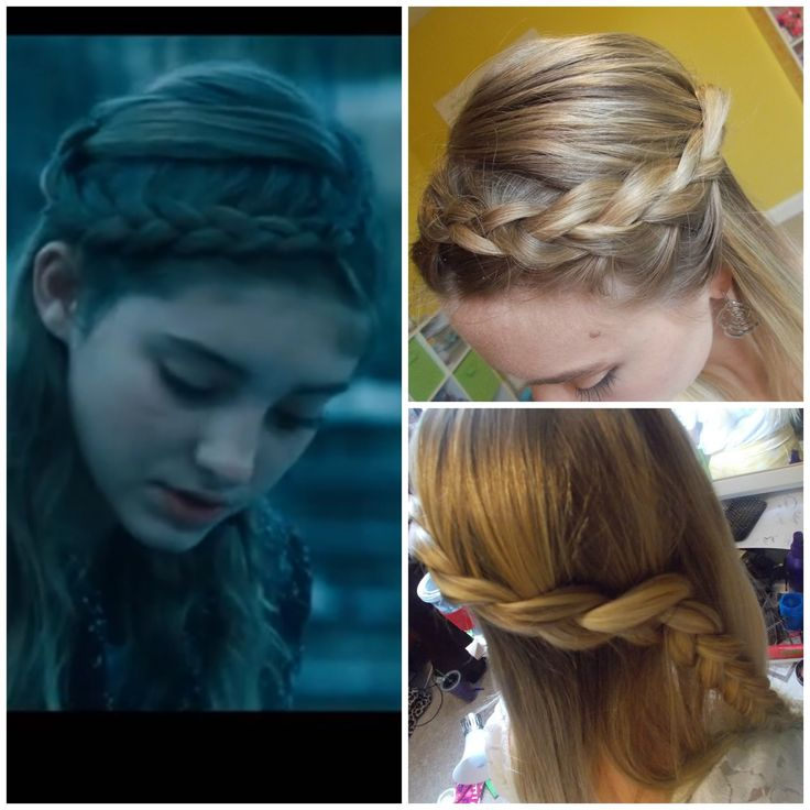 Hunger Games Catching Fire Prim Hair tutorial