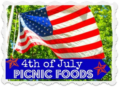 4th of july food easy