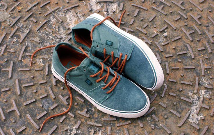 DC Shoes, Skate Shoes, DC Tonik Deep Jungle