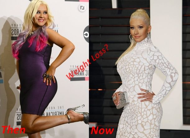 CHRISTINA AGUILERA WEIGHT LOSS WORKOUT ROUTINE DIET PLAN