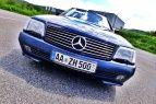 Wahre Schönheit (Mercedes R129): 92er Mercedes 500 SL hat keine Kosmetik nötig - Fotostrecke - Mercedes-Fans - Das Magazin für Mercedes-Benz-Enthusiasten