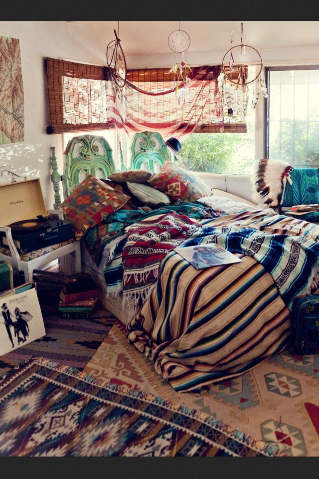 29 best images about Bedroom Ideas on Pinterest Boho hippie